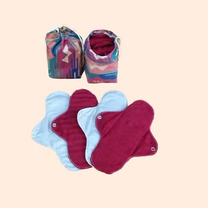 Reusable Menstrual Kit