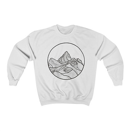 S H E Moves Mountains Unisex Crewneck Sweatshirt