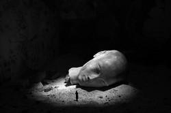 Nefertiti's dream_Dioramas_Serie_Tintype