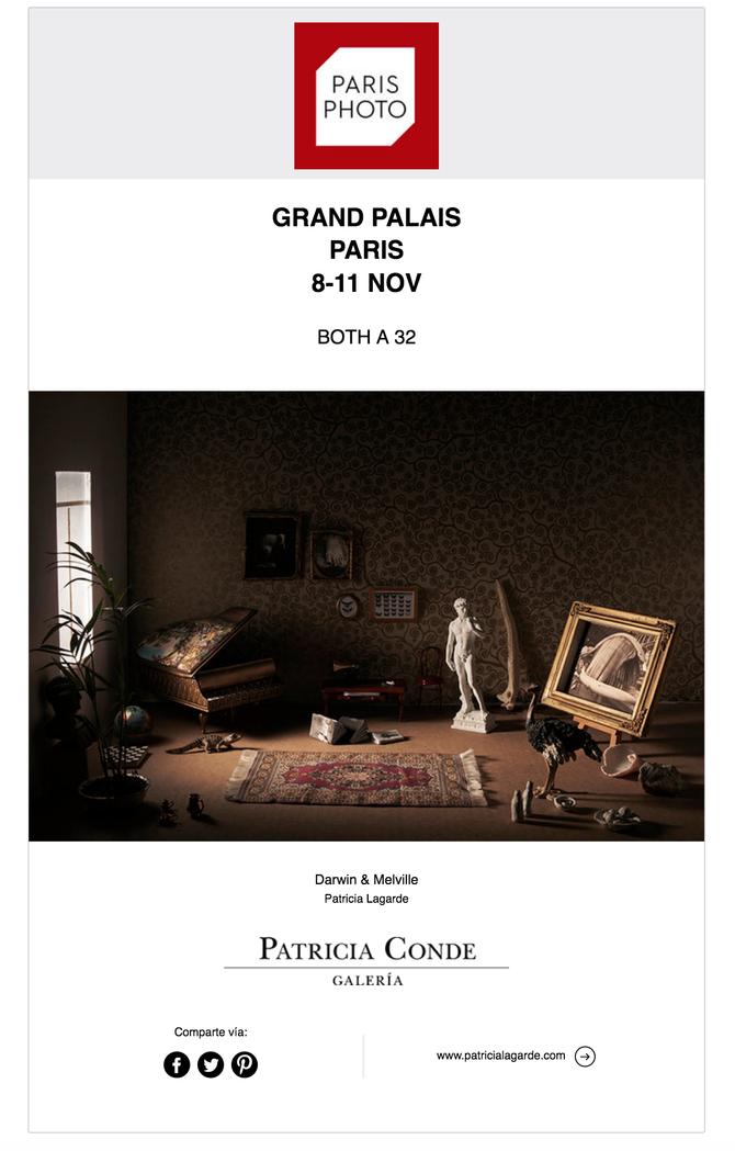PARIS-PHOTO 2018