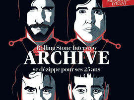 """Review of """"Mirrors"""" from Forgive on RollingStone France"""