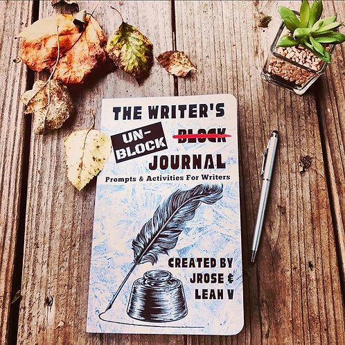 Writer's Un-Block Journal