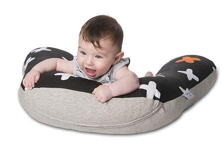 授乳クッション おしゃれな抱き枕 ナージングピロー