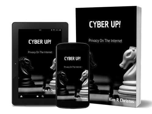 CYBER UP! Series Privacy On The Internet