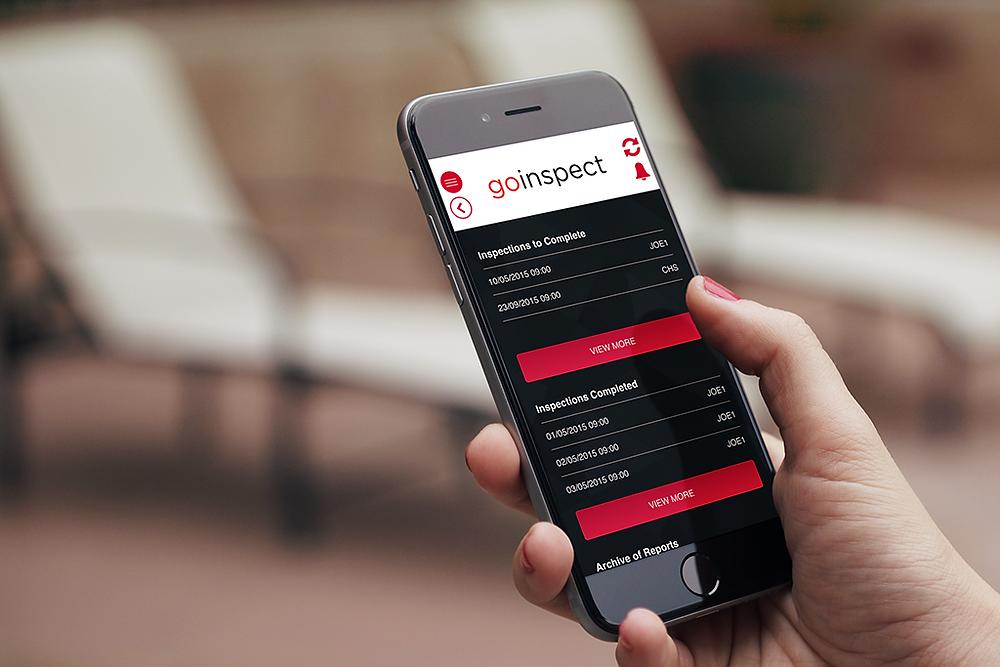 GoInspect Mobile App