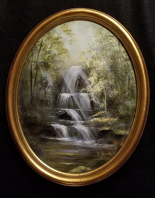 Quiet Falls
