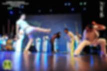 Auditório do Ibirapuera Berimbau Brazil Capoeira e Música Décio Sá e Rodrigo Sá