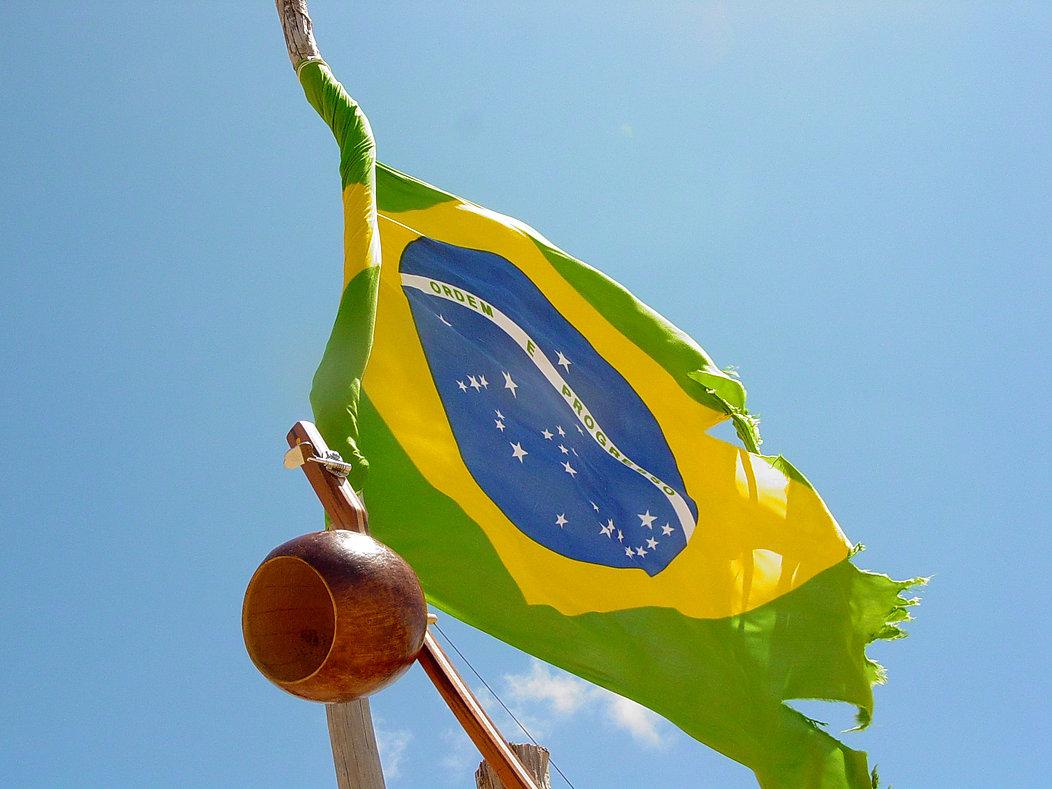 Berimbau Brasil Capoeira e Música