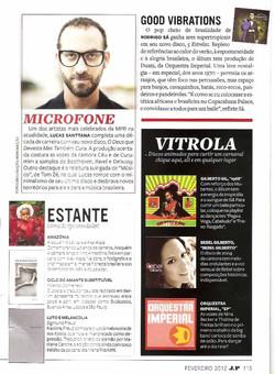 Revista Joyce Pascovitch