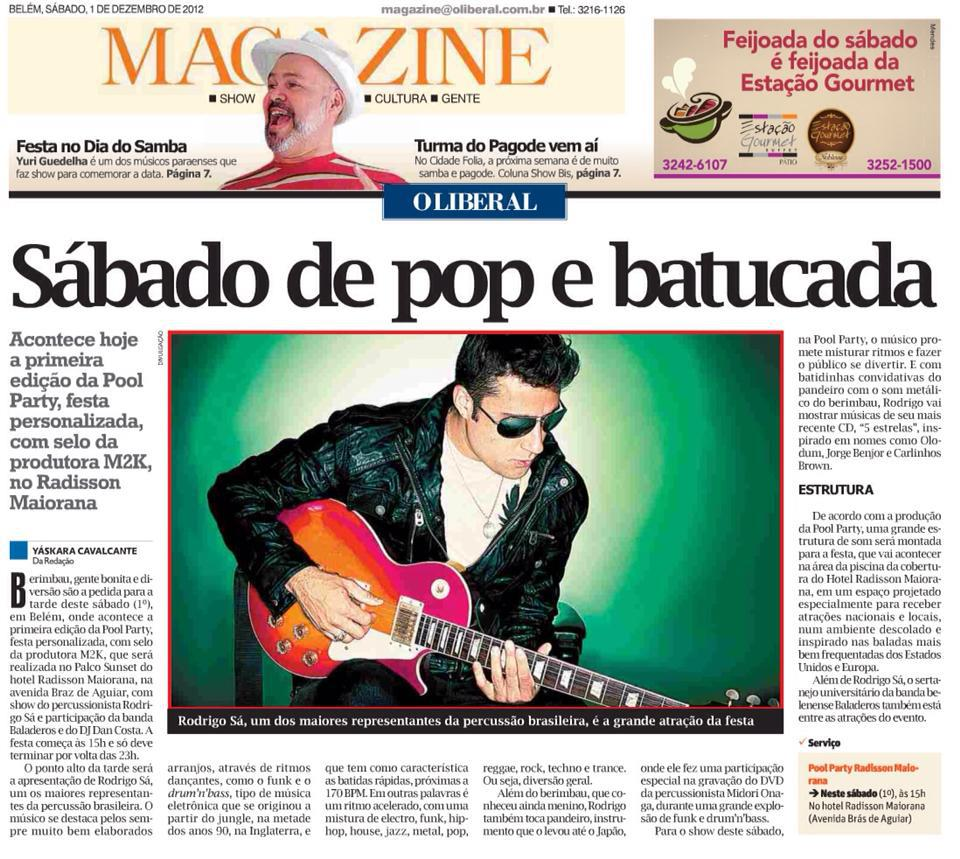 Jornal O Liberal - Belém