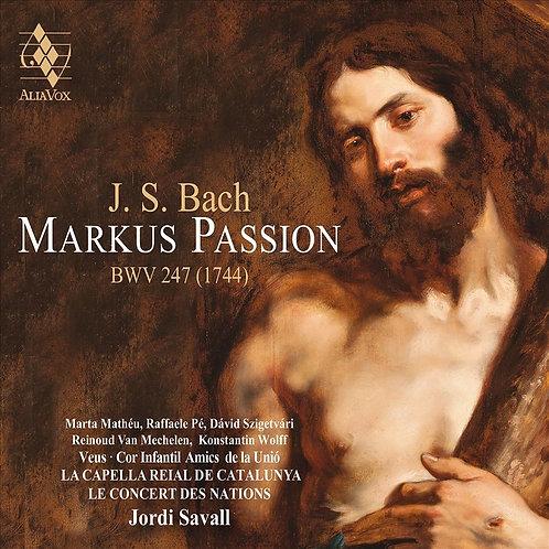 Bach Markus Passion BWV 247