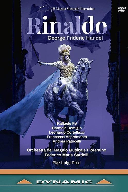 Handel Rinaldo DVD