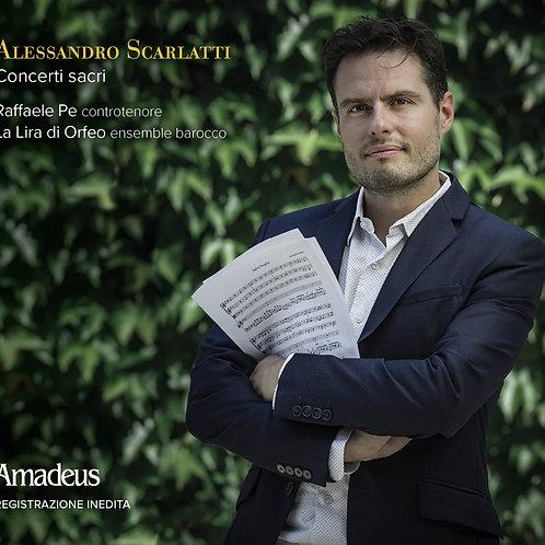 Scarlatti Concerti Sacri