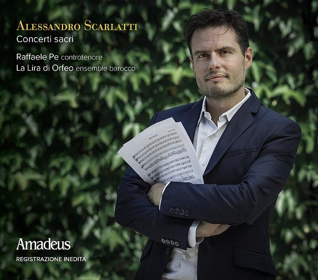 Alessandro Scarlatti Concerti Sacri