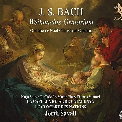 Bach Christmas Oratorio BWV 248