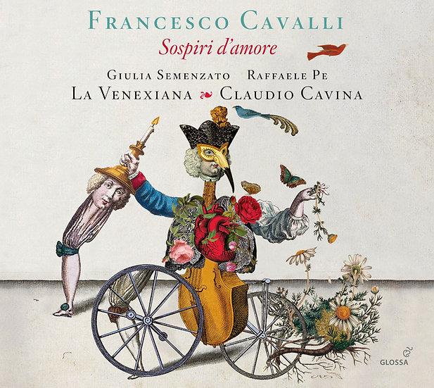 Francesco Cavalli Sospiri d'amore