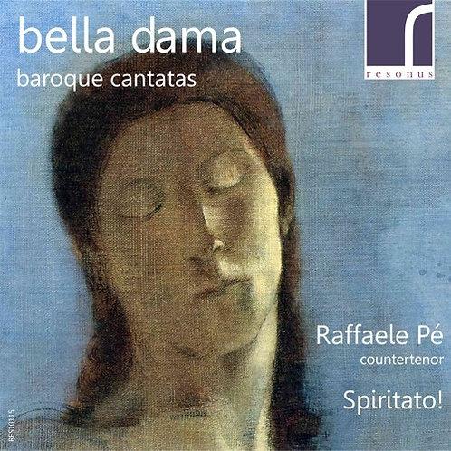 Bella Dama Baroque Cantatas