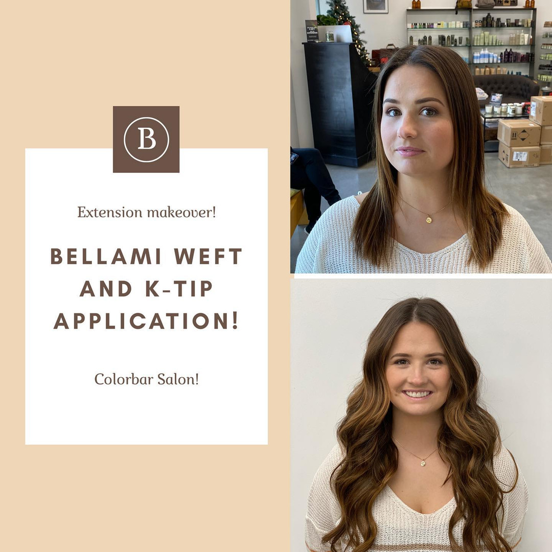 Bellami Weft and K-Tips