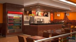 Reforma 3D Retail restaurante 11