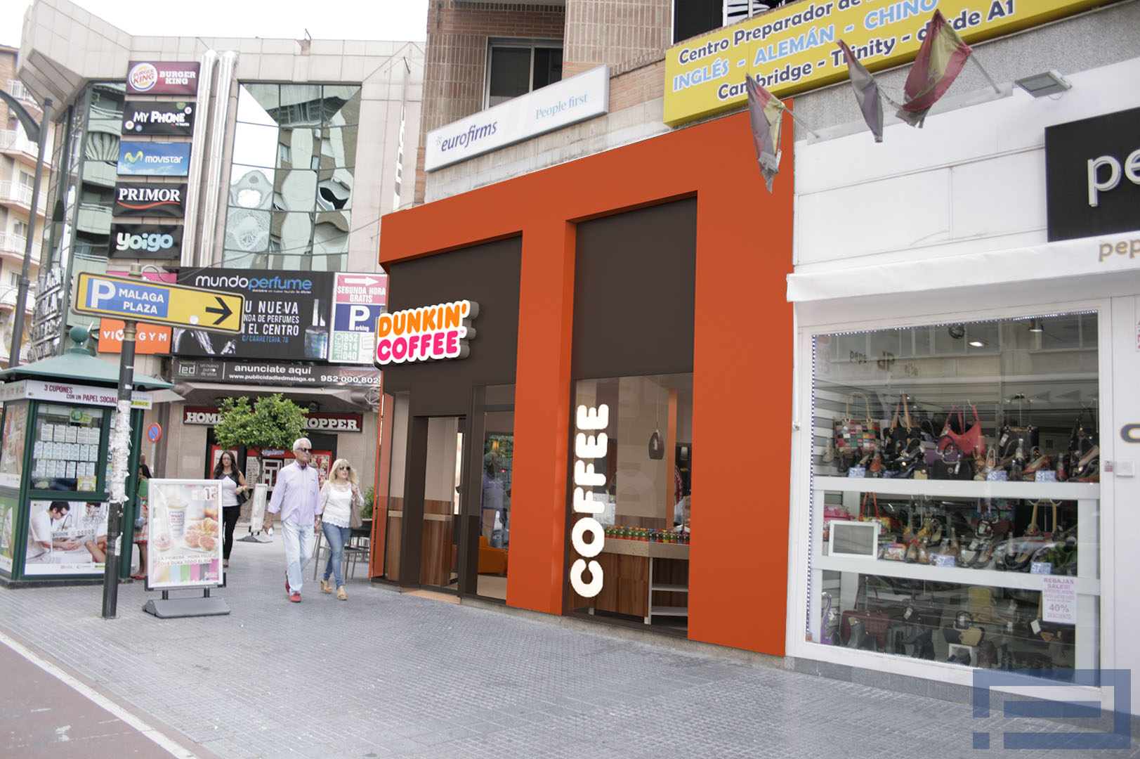 Reforma 3D Retail restaurante 6