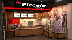 Reforma 3D Retail restaurante 3