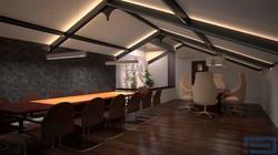 Reforma oficina 3D Infografia