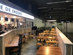 Local Café de Indias Aeropuerto Las Palmas de Gran Canaria