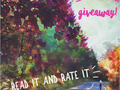 Read & Rate $100 Giveaway