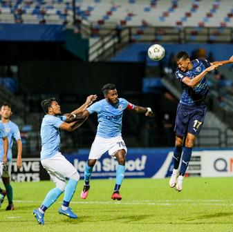 PJ City, Penang FC kongsi mata