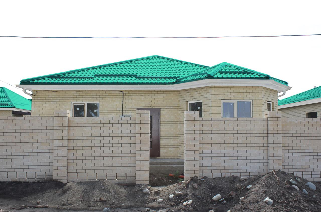 Дом 11 на 11 метров
