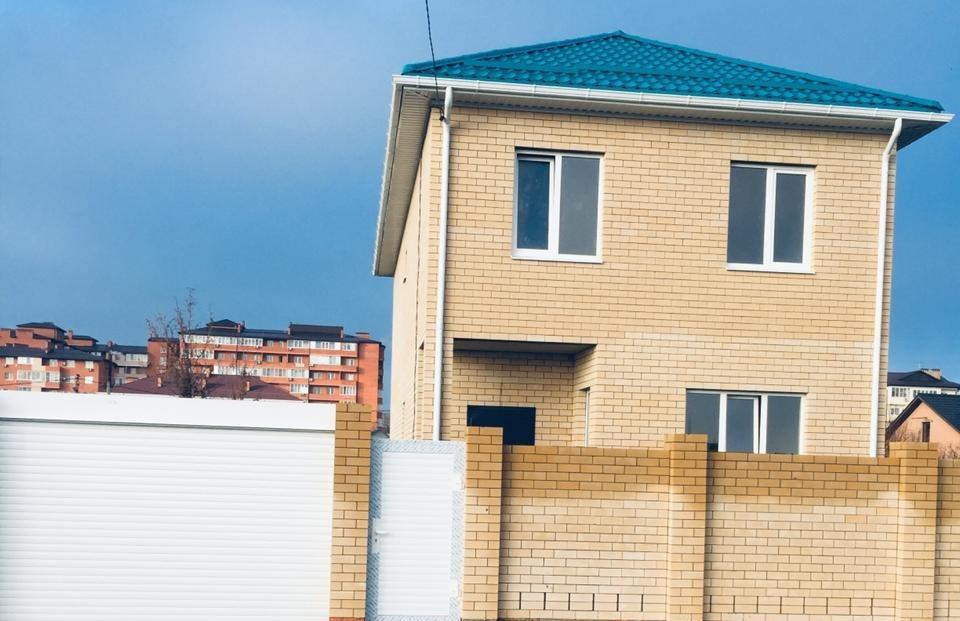 Дом 6,6 на 13 метров, предчистовая отделка, 3 сотки земли