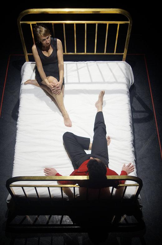 Nous aimerons nous ? Amour improvistion logform theatre improvisé impro impro longue funambule