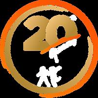 UPYC 20th Anniversary Logo