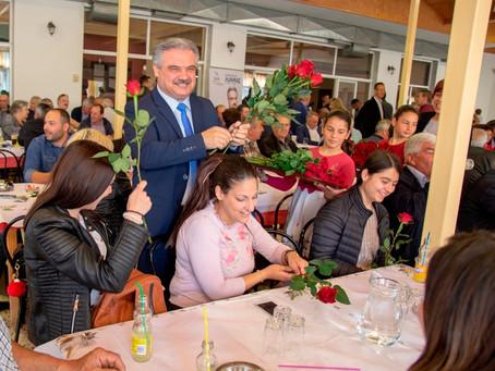 Τριαντάφυλλα στις μητέρες, Συμβουλευτική Δομή Γυναικών για τον Δήμο Βόλβης