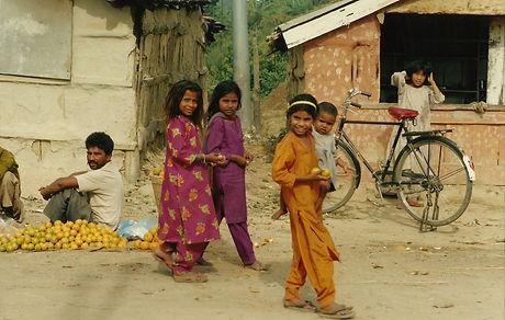 La vie Népalaise