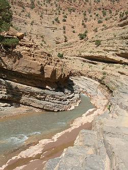 Voyage au Maroc les gorges du Dades