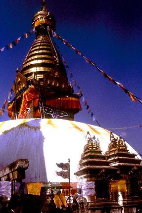 Voyage à Katmandou