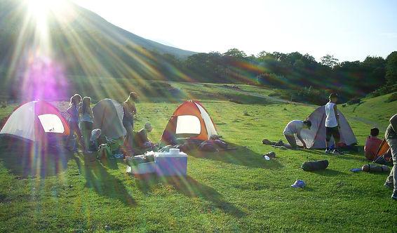 Camps jeunes