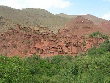 Voyage au Maroc les villages Bèrbères