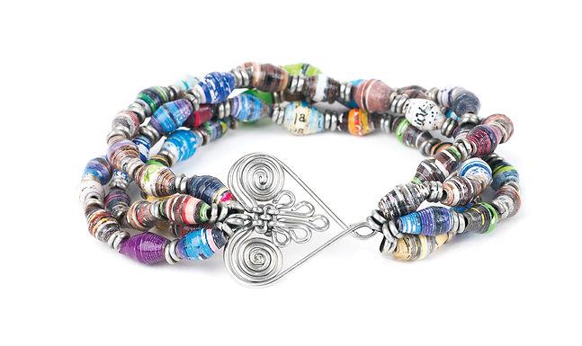 Healing Hearts Stretch Bracelet