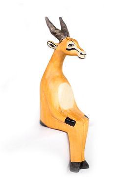 Sitting Antelope