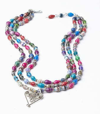 Healing Hearts Statement Necklace