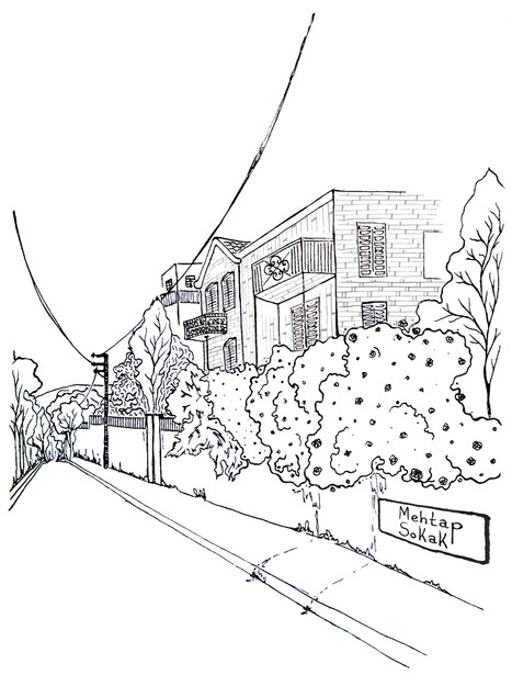 Mehtap Sokak illustration