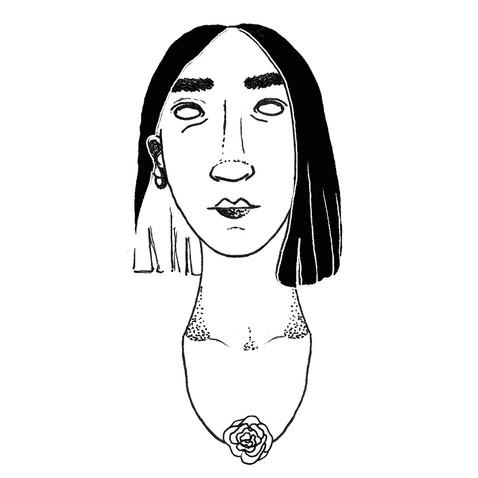 sketch girl 2