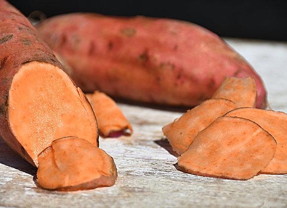 Patate douce blanche - Bio - 1kg