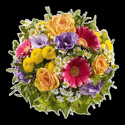 Bunter Blumenstrauß L