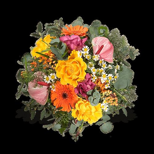 Bunter Blumenstrauß M