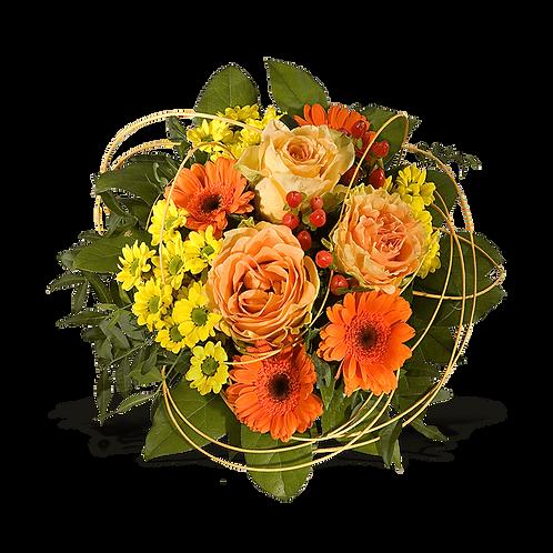 Ton in Ton Blumenstrauß M