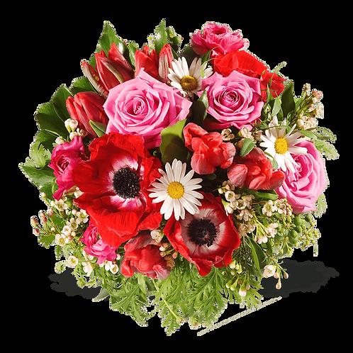 Ton in Ton Blumenstrauß L