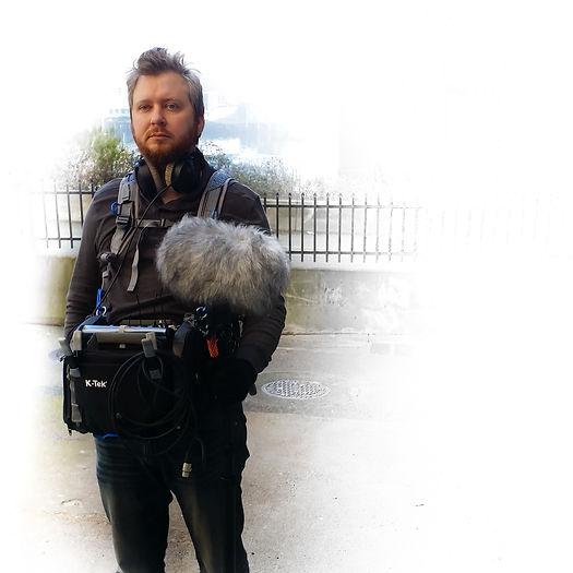 Jeremiah Sheets Seattle Production Sound Mixer